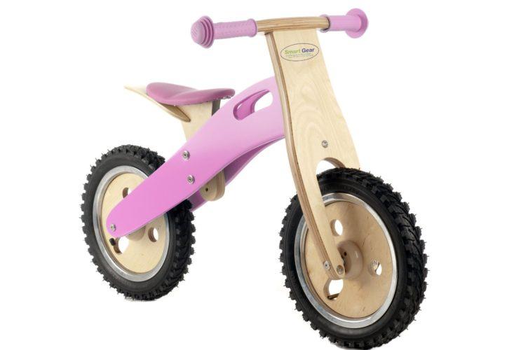 Bubblicious Balance Bike 4