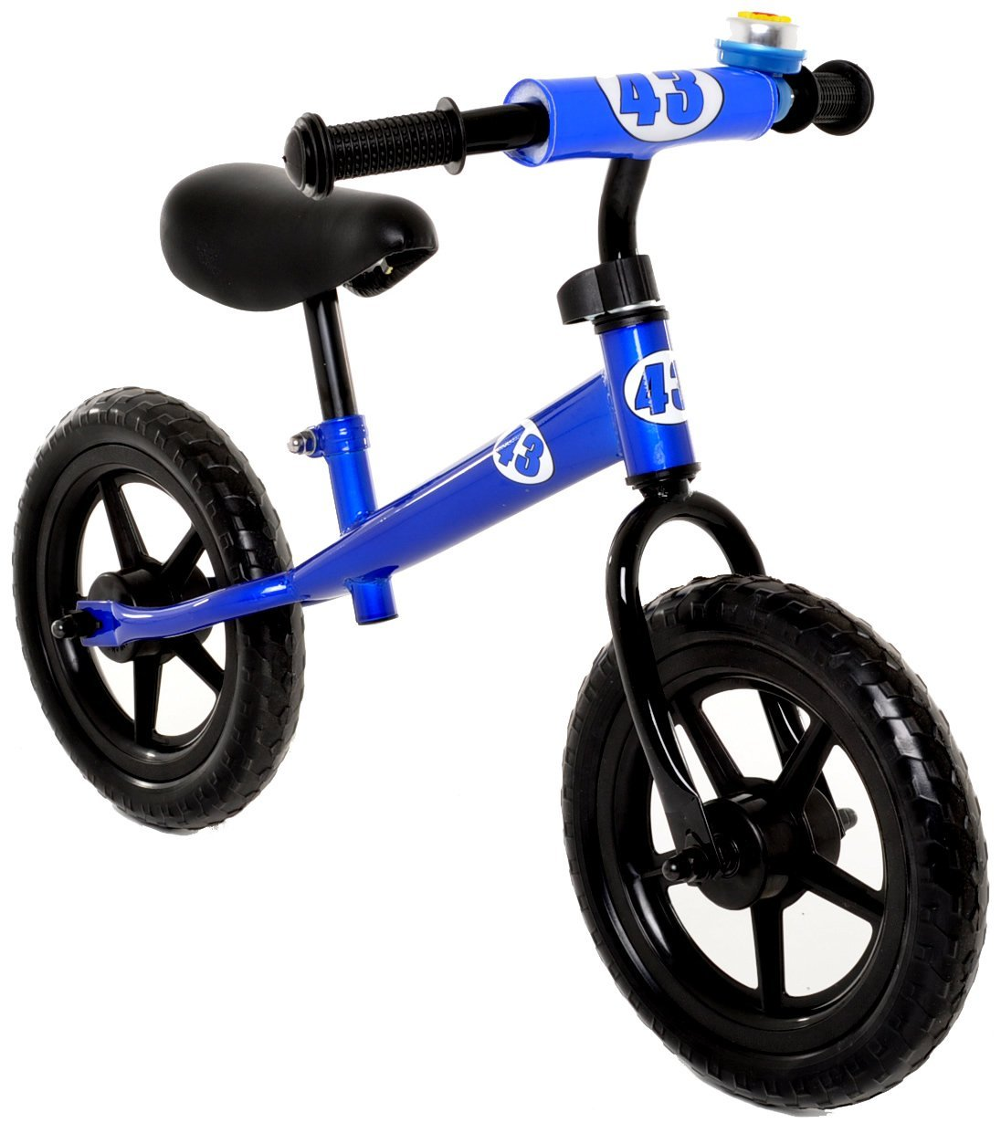 Fun Push Childrens No Pedal Balance Bike
