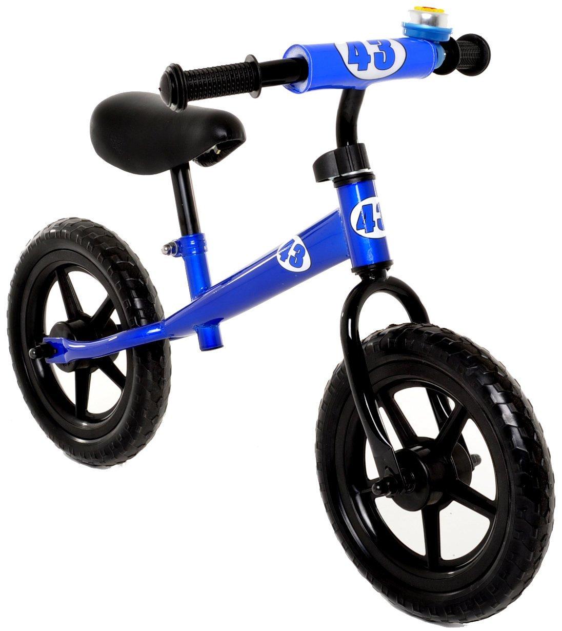Fun Push Childrens No Pedal Balance Bike