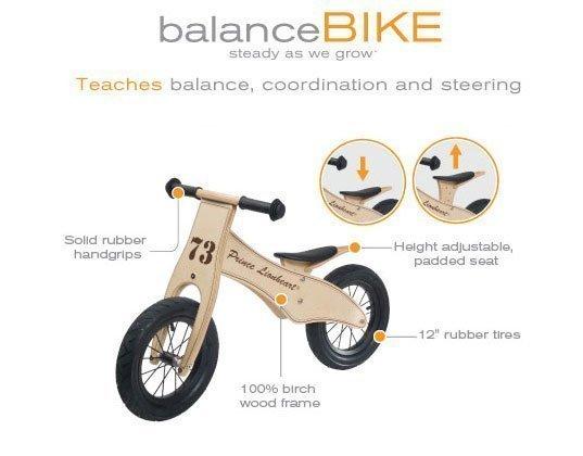 Prince Lionheart Balance Bike 4