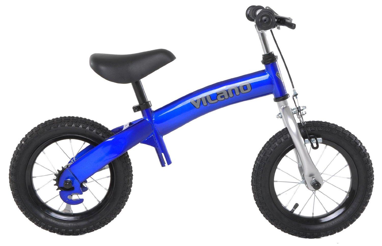 2 in 1 Balance Bike Kids Pedal Bicycle