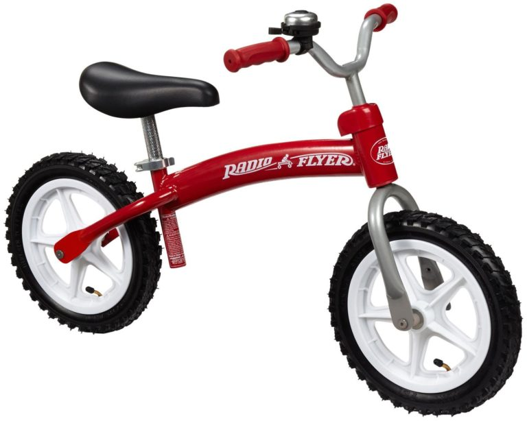 Radio Flyer Glide & Go Balance Bike Red Review