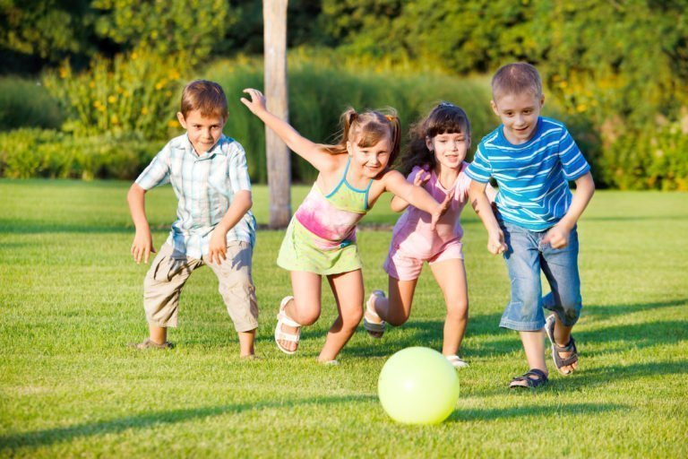 6 Toys to Help Improve Child Fitness