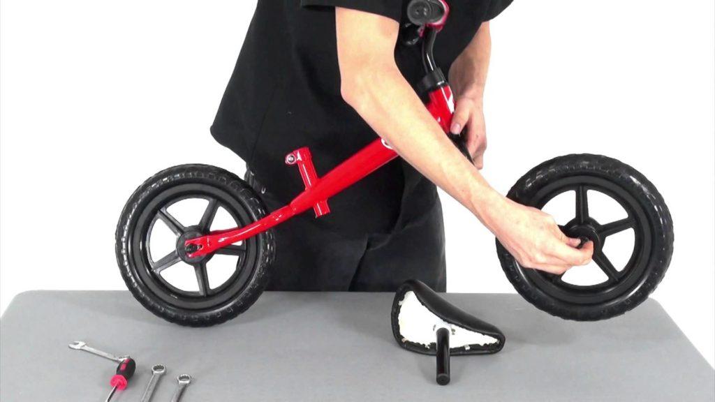 Balance Bike Inspection
