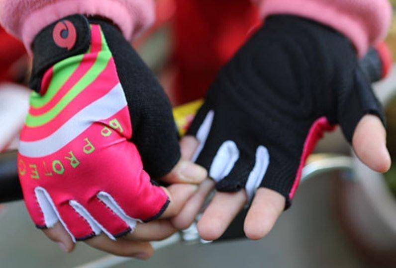 Kids Bike Gloves
