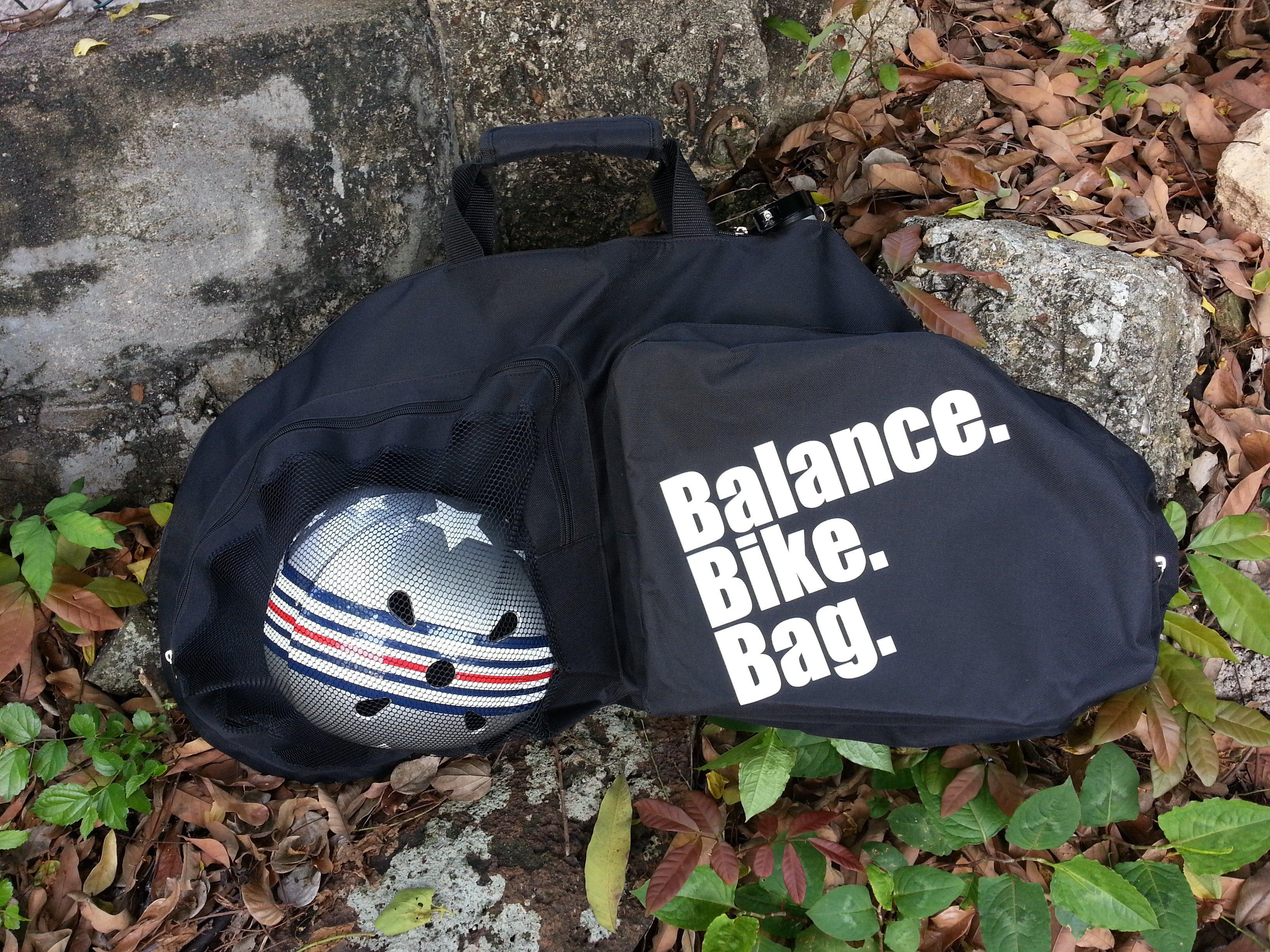 Selecting a Balance Bike Bag