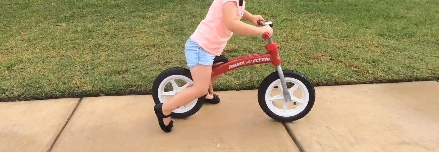 Radio Flyer Glide & Go Balance Bike Review - KidsGearGuide