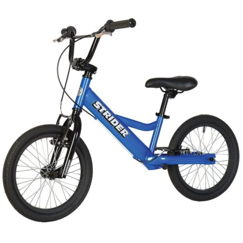 Strider - Youth 16 Sport No-Pedal Balance Bike