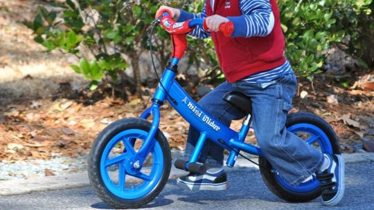 Glide Bikes Mini Glider Balance Bike Review - Kidsgearguide