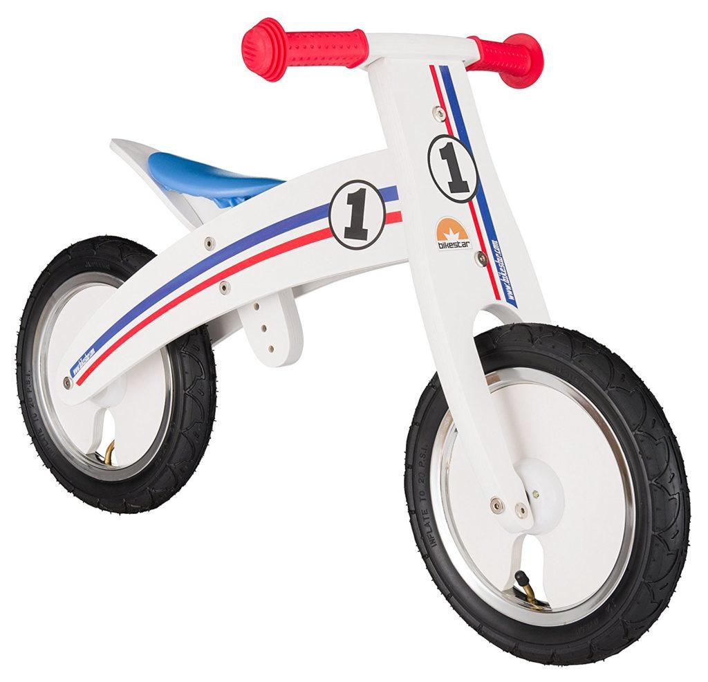 Bikestar Original Safety Wooden lightweight