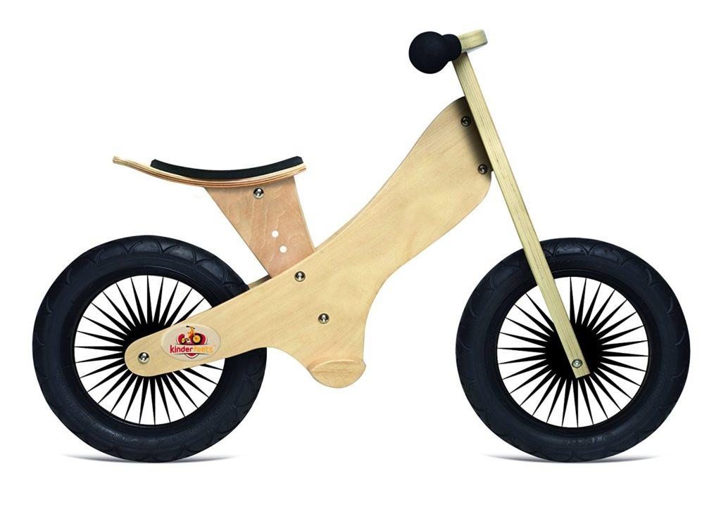 Kinderfeets Retro Wooden Balance Bike