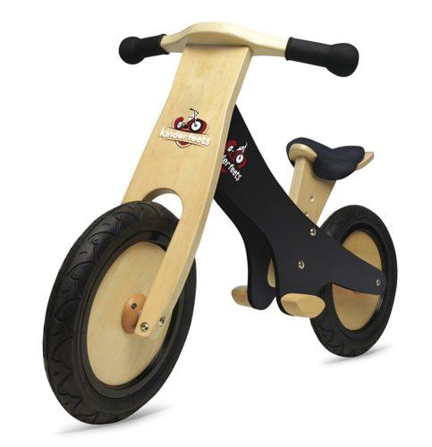 Kinderfeets chalkboard wooden balance bike