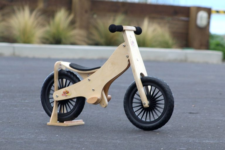 The 10 Best Wooden Balance Bikes 2019