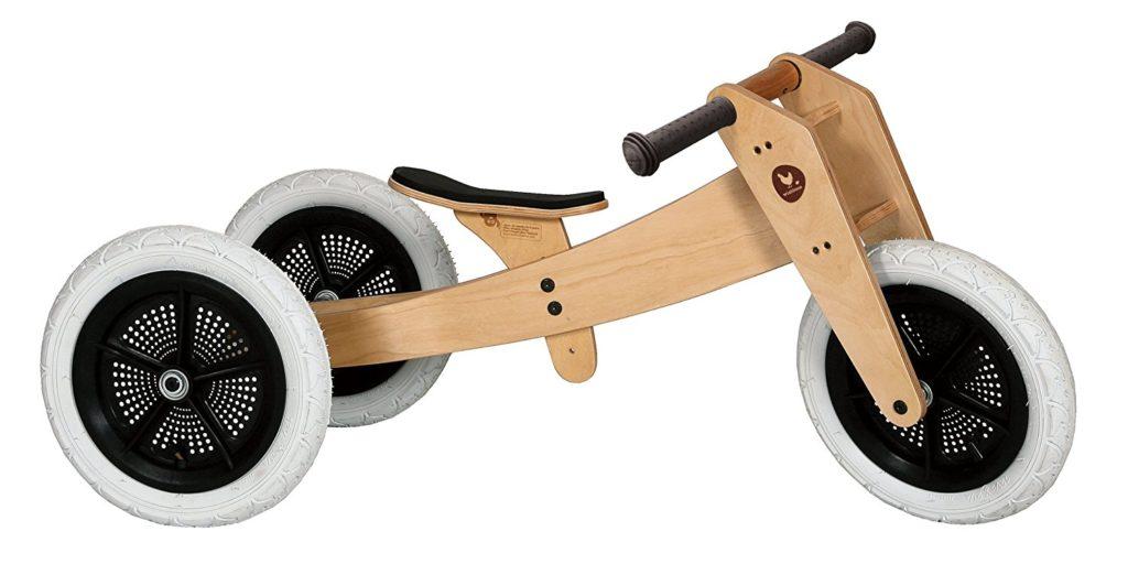Wishbone 3 in 1 original bike