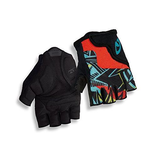 Giro Bravo Jr Youth Road Cycling Gloves