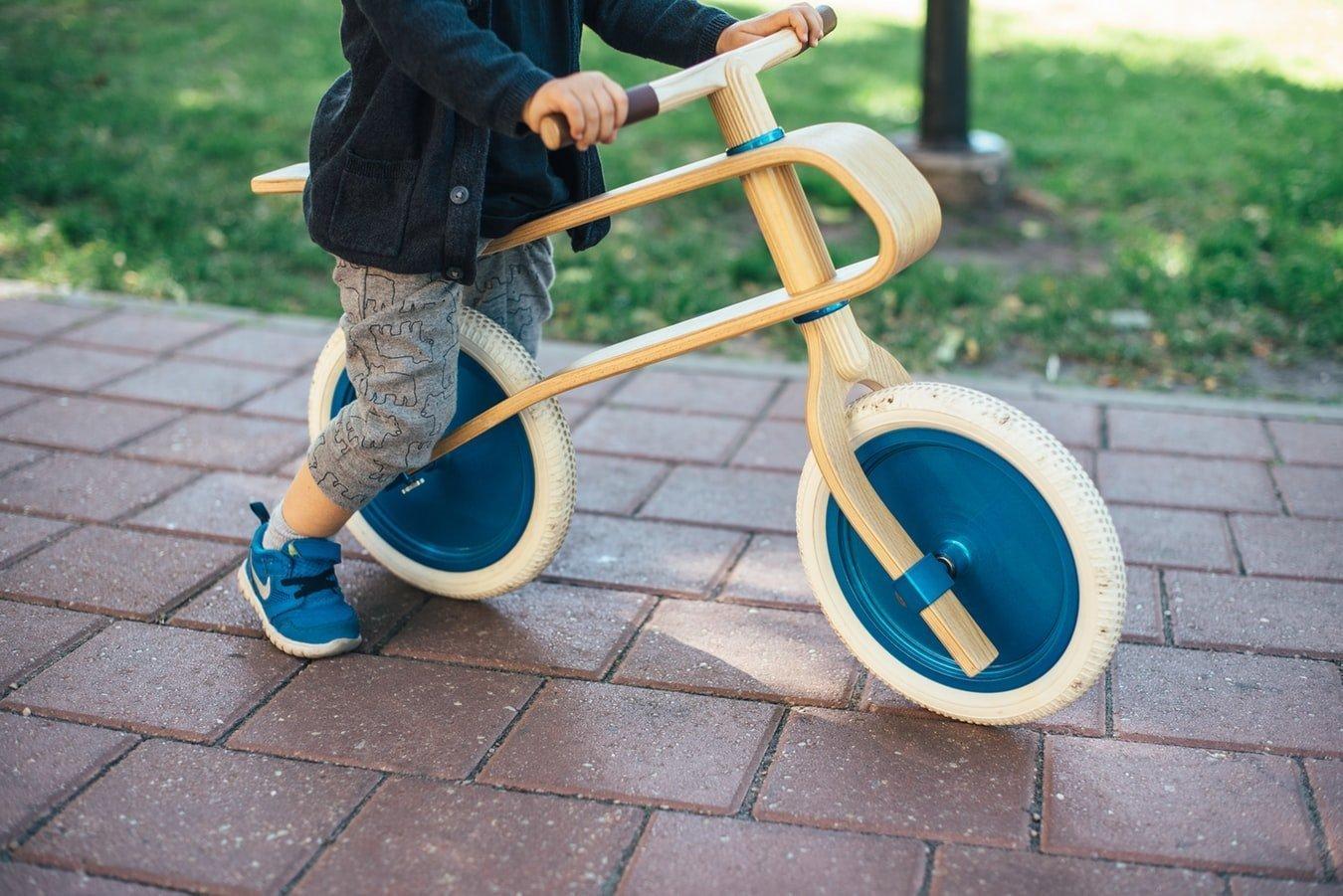 Best Wooden Balance Bikes - KidsGearGuide