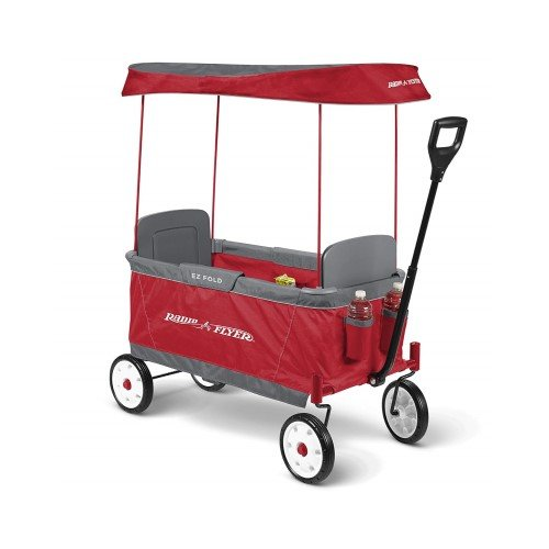 Radio Flyer Ultimate-EZ-Folding Wagon for kids and cargo