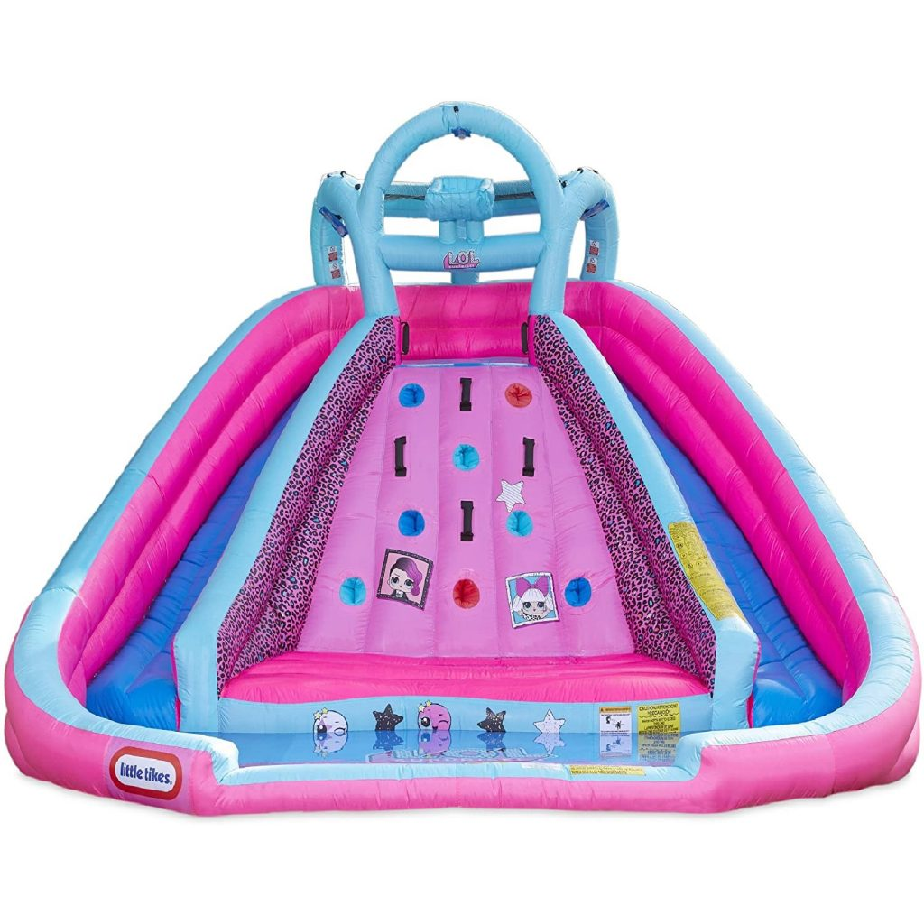 Little Tikes L.O.L. Surprise! Inflatable River Race Water Slide
