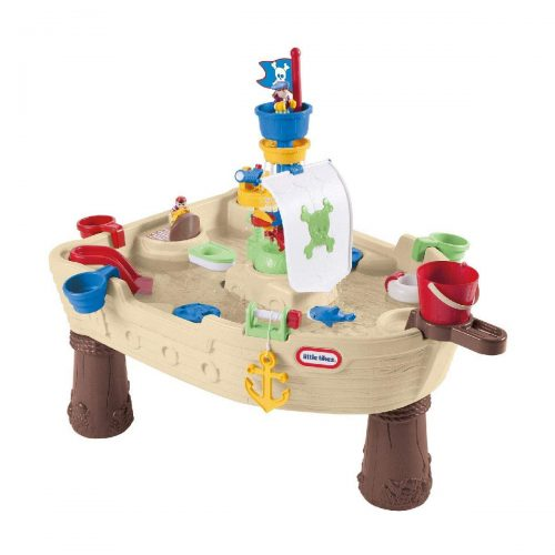 Pirate Ship Water Table for Kids