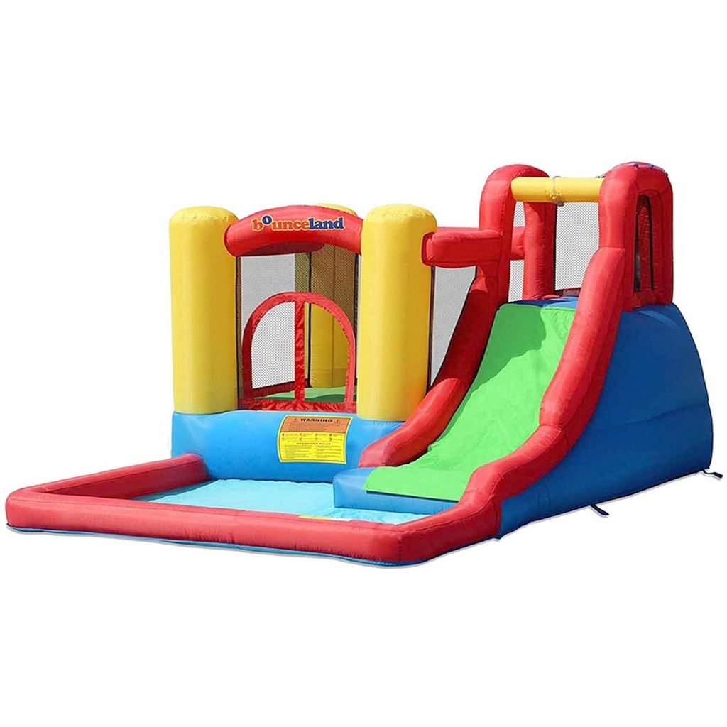 Bounceland Jump and Splash Adventure