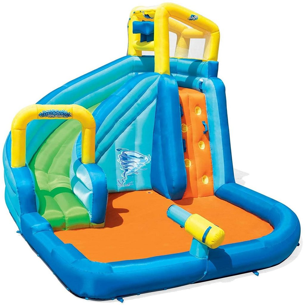 Bestway H2OGO! Turbo Splash Water Zone Mega Water Park