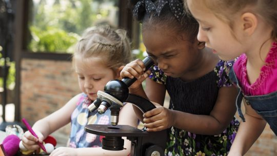 Best Microscope for Kids - KidsGearGuide